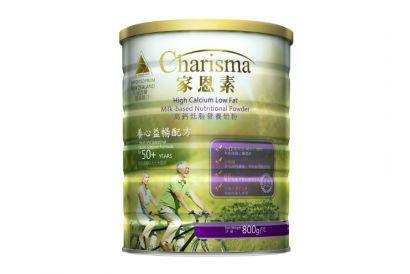 Charisma High Calcium Low Fat Milk Based Nutritional Powder (1pc)