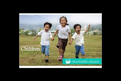 Charitable Choice HK$100 Charity Donation – Children