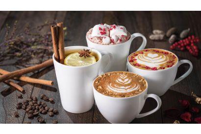 [Christmas]  agnès b. CAFÉ Christmas Special Drink (choose 1 of 4) (1 cup)