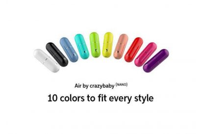Air by Crazybaby (NANO) True Wireless Headphones (1pc)