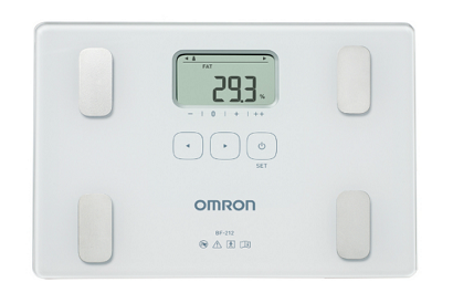 Omron body weight scale and composition monitor HBF-212 (1 pc)