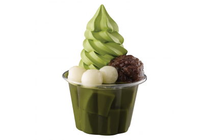 sweets house Cha Cha Deluxe Softcream (Uji Matcha Flavour) (1 pc)
