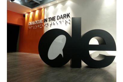 Exhibition Dark Tour (One Person)