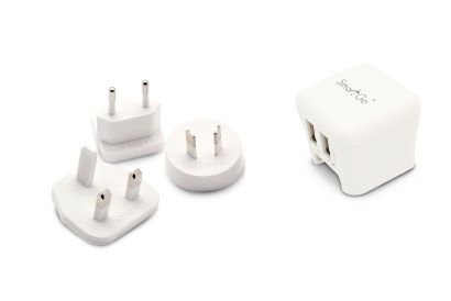 SmartGo - Dice Mini 3.1A 2USB Charger Travel Pack (1pc)
