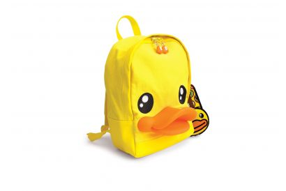 HKTDC Design Gallery - B.Duck Kids Backpack (3D Beak) (1 pc)