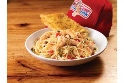 E-voucher of American Seafood Lunch for Two at Bubba Gump Shrimp Co. (1 pc)
