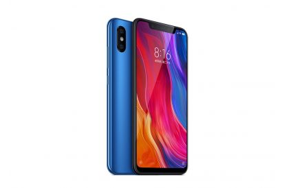 Xiaomi Mi 8 Blue (6GB+64GB) (1pc)