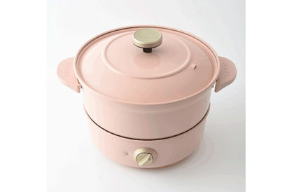 Bruno Gill Pot (Pink) (1 pc)
