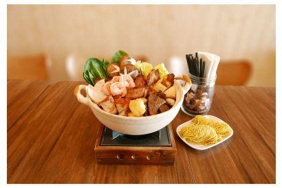 E-voucher of Noodle LAH! Giant Claypot Laksa Dinner for Four (1 pc)