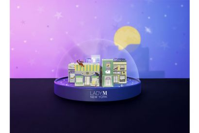 Lady M Moonlight Crystal Dome (1 voucher)