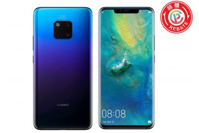 HUAWEI Mate 20 Pro (8GB+256GB) Twilight (1 pc) (rebate 2,000 Clubpoints) (csl Exclusive)**