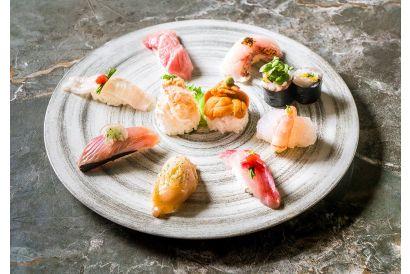SAKANA NO AJI - Omakase Nigiri Sushi Lunch 10 pcs with Handroll (Sunday and Public Holiday Only) (1 person)