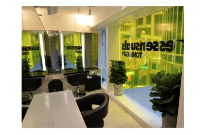 essensuals TONI&GUY - HairCut with Art Director and any Color Service (1 time)