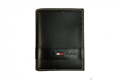 Tommy Hilfiger Global Slim with ID window Wallet (1pc)