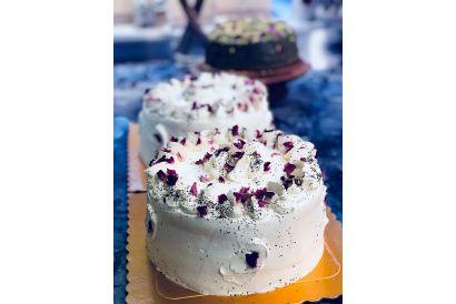 Sweetpea Cafe - Whole cake (7, 8 or 9 inches)