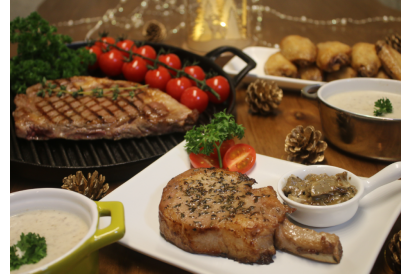[Christmas] Hungry - Easy Cook Happy Fest Meal Set for 2 e-Voucher (1pc)