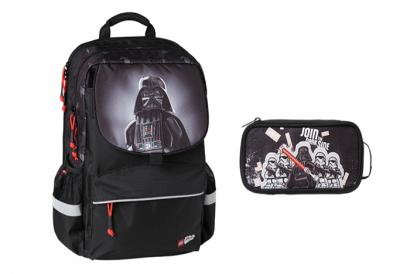 LEGO Starwars Starter School Backpack + Pencil Box Set (1pc)