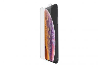 Belkin ScreenForce® InvisiGlass™ Ultra Screen Protection for iPhone (1pc)