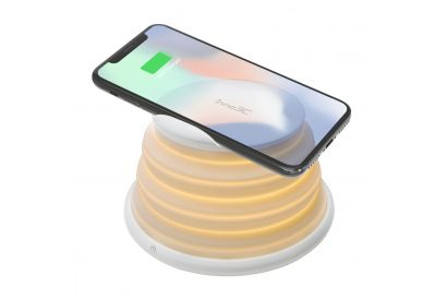 inno3C FC-i23 Folding Rainbow Wireless Charger (White) (1 pc)