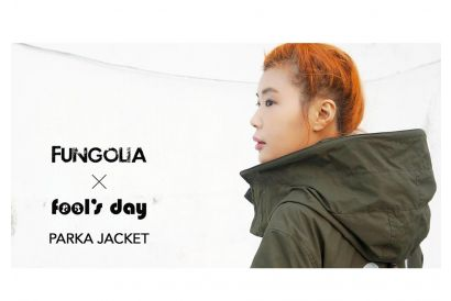 Fool's Day x Fungolia Travelling Parka (1pc)