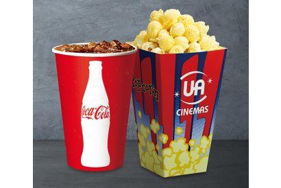 UA Cinemas Fun Combo (Value: HK$63)
