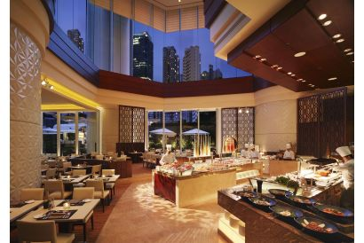 Conrad Hong Kong, Garden Café International Lunch Buffet (1 person)
