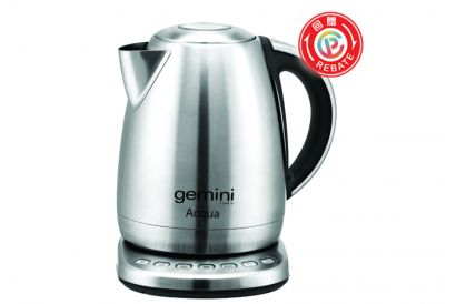 Gemini 1.7L Electric Keep Warm Kettle (1pc)