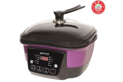 Gemini 10-in-1 Multi-functional Cooker (1pc)
