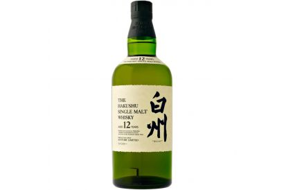 Hakushu 12 Year Old (With box) (1 bottle)