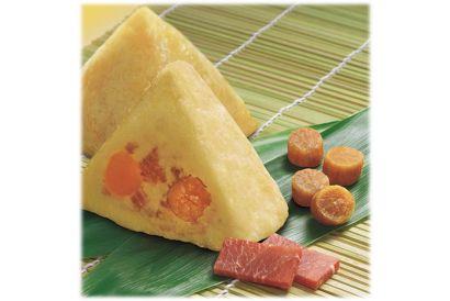 Super Star Glutinous Rice Dumpling with Whole Conpoy & Chinese Ham Voucher (1pc)