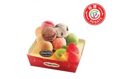 Häagen-Dazs™ Mini Happy Forever Gift Voucher (Take Away Only)