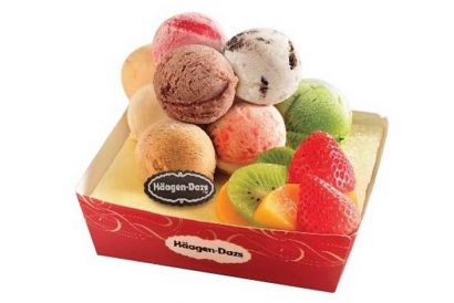 [Christmas] Häagen-Dazs™ Mini Happy Forever Gift Voucher (1 pc) (Take Away Only)