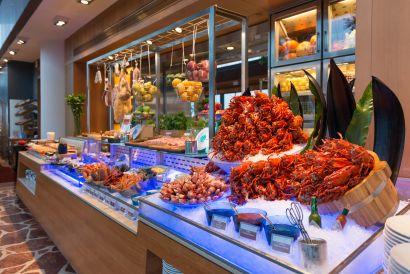 InterContinental Hong Kong Harbourside - Father's Day Dinner Buffet (17 June 18:00-22:00) (per adult)