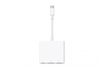 Apple USB-C Digital AV Multiport Adapter (1pc)