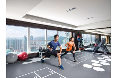 Cordis, Hong Kong Health Club Monthly Membership (1 month) [First-time Health Club customer only]