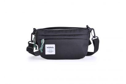 Hellolulu - HOLLIS Mini All-day Bag (Black) (1 pc)