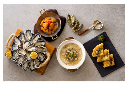 Cordis, Hong Kong - The Place Oyster Supper Buffet (Fri to Sat 22:15 - 00:15) (1 person)