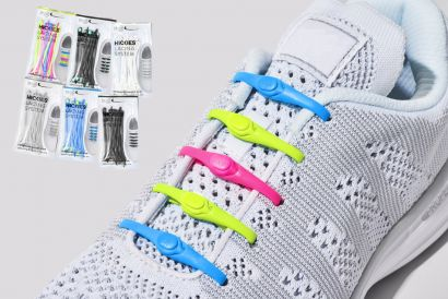 HICKIES®️ shoe lacing system - Upgrade your shoes !