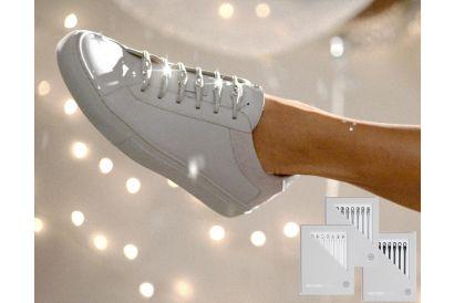 HICKIES®️ Swarovski®️ Crystals shoe lacing system