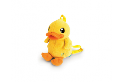 [11.11] HKTDC Design Gallery B. Duck Backpack (Kids/Yellow) (1pc)