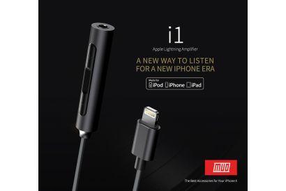 FiiO i1 - Apple Lightning Amplifier (1 pc)