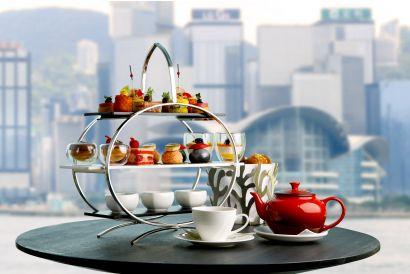 InterContinental Hong Kong Lobby Lounge - Afternoon Tea Set (Monday to Friday 14:30-18:00) (2 persons)