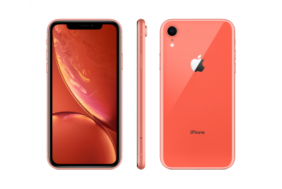 iPhone XR 128GB (1 pc) (Include a free Belkin Screen Protector) (Special offer to csl/ 1O1O service plan personal customers: Free 12-month i-GUARD Phone Repair Plan)