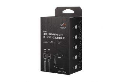 ROG Phone 30W Adaptor & USB-C Cable (1 pc)