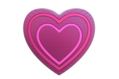 Jamoji Speaker - Heart Heart  (1pc)