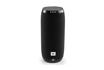 JBL Link 20 Voice-Activated Portable Speaker (Black) (1pc)