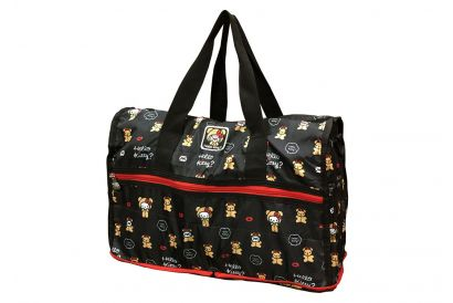 Hello Kitty Travel Collection Foldable Travel Bag (1 pc)