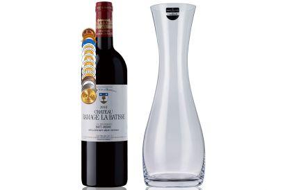 Laithwaites Direct Wines - 1-bottle Premium Flagship Bordeaux and Decanter