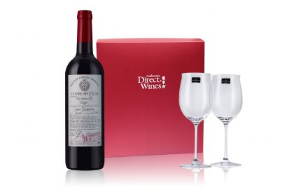 Laithwaites Direct Wines - 1-bottle Rioja Gran Reserva and Wine Glasses Gift Box