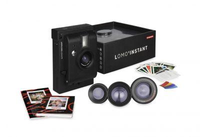 Lomo Instant Camera and Lenses Set (1 Set)